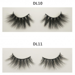 3D mink eyelashes 25mm